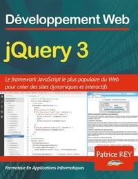 Patrice Rey - jQuery 3 avec Visual Studio Code.
