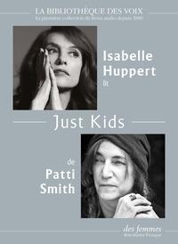 Patti Smith - Just kids. 1 CD audio MP3