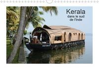 Angelika Et joachim beuck - Kerala, dans le sud de l'Inde (Calendrier mural 2020 DIN A4 horizontal) - Des Backwaters jusqu'aux plantations de thé dans les montagnes de Cardamome. (Calendrier mensuel, 14 Pages ).