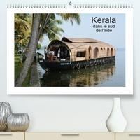 Angelika Et joachim beuck - Kerala, dans le sud de l'Inde (Calendrier supérieur 2020 DIN A2 horizontal) - Des Backwaters jusqu'aux plantations de thé dans les montagnes de Cardamome. (Calendrier mensuel, 14 Pages ).