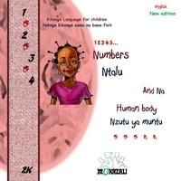 Mukazali - Kikongo language for children/kikongo pona bana - Numbers-Ntalu And-na Human body-Nzutu ya muntu.