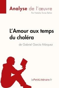 Natalia Torres Behar - L'amour aux temps du choléra de Gabriel Garcia Marquez.