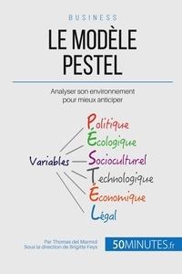 Thomas del Marmol - L'analyse Pestel et le macro-environnement - Comprendre son milieu et anticiper son évolution.