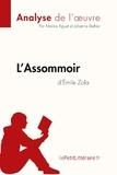 Marine Riguet - L'assommoir de Emile Zola - Fiche de lecture.