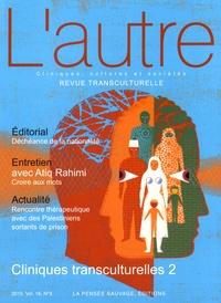 Thierry Baubet - L'autre N° 48/2015 : Cliniques transculturelles - Tome 2.