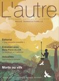Thierry Baubet et François Giraud - L'Autre N° 57/2019 : Morts ou vifs.
