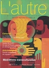 Thierry Baudet et Claire Mestre - L'Autre N° 61/2020 : Médiations transculturelles.