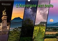 Cleostan Photography - L'Auvergne est belle (Calendrier mural 2020 DIN A3 horizontal) - Voyagez en Auvergne à travers les saisons (Calendrier mensuel, 14 Pages ).