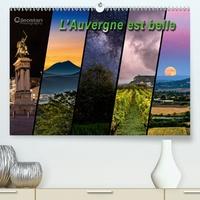 Cleostan Photography - L'Auvergne est belle (Calendrier supérieur 2020 DIN A2 horizontal) - Voyagez en Auvergne à travers les saisons (Calendrier mensuel, 14 Pages ).