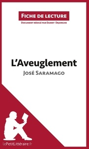 Danny Dejonghe - L'aveuglement de José Saramago.