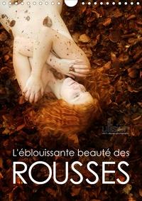 Ulrich Allgaier (www.ullision.com) - L'éblouissante beauté des rousses (Calendrier mural 2020 DIN A4 vertical) - Beautés naturelles de la magie des cheveux roux (Calendrier mensuel, 14 Pages ).