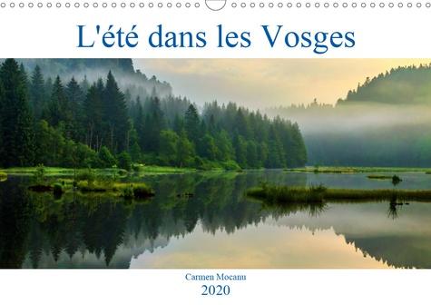 L'été dans les Vosges (Calendrier mural 2020 DIN A3 horizontal). Rapprochons-nous de l'âme de la nature vosgienne en allant à sa découverte ! (Calendrier mensuel, 14 Pages )