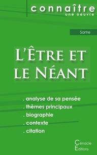 Jean-Paul Sartre - L'être et le néant - Fiche de lecture.