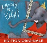 Jean de Brunhoff et Francis Poulenc - L'histoire de Babar - CD audio.