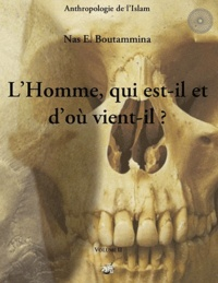 Nas E. Boutammina - L'homme, qui est-il et d'où vient-il ?.