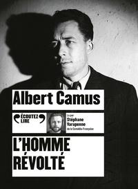 Albert Camus - L'homme révolté. 1 CD audio MP3