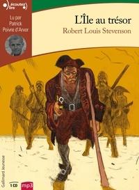 Robert Louis Stevenson et Jacques Papy - L'Ile au trésor. 1 CD audio MP3