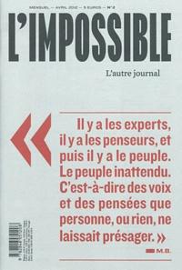 Sabine Wespieser - L'impossible N° 2 : .