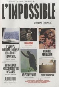 Michel Butel - L'impossible N° 3, mai 2012 : .