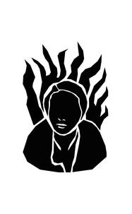 Otto Borg - L'incendie est clos.