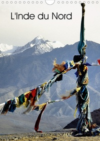 Patrick Bombaert - L'Inde du Nord (Calendrier mural 2020 DIN A4 vertical) - Le Cachemire et le Ladakh, deux régions au nord de l'Inde. (Organiseur, 14 Pages ).