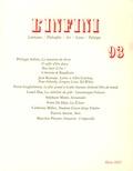Philippe Sollers et Jack Kerouac - L'infini N° 93, Décembre 2005 : .