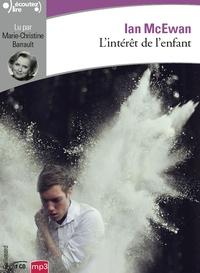 Ian McEwan - L'intérêt de l'enfant. 1 CD audio MP3