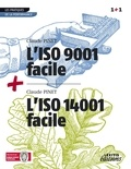Claude Pinet - L'iso 9001 facile + l'iso 14001 facile recueil collection 1+1.