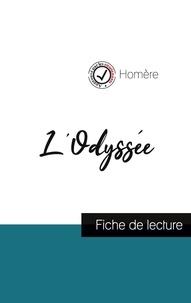 Homère - L'Odyssée de Homère (fiche de lecture et analyse complète de l'oeuvre).