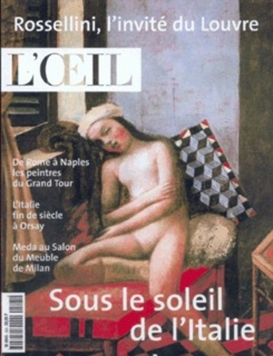 Collectif - L'Oeil N° 525, Avril 2001 : .