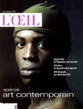 Paul Ardenne et Bernard Blistène - L'Oeil N° 559 Juin 2004 : Art contemporain.