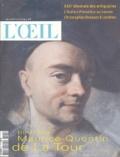 Guillaume Morel et Manuel Jover - L'Oeil N° 561, Septembre 20 : Maurice-Quentin de La Tour - Portraits.