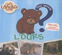 Eveil et découvertes - L'ours. 1 CD audio