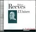 Hubert Reeves - L'Univers. 1 CD audio