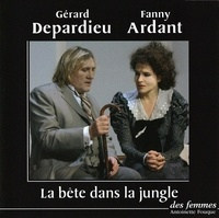 James Lord - La bête dans la jungle. 1 CD audio