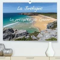 Klaus Hoffmann - La Bretagne – la presqu'île de Crozon(Premium, hochwertiger DIN A2 Wandkalender 2020, Kunstdruck in Hochglanz) - Photos d'une région côtière exceptionnelle. (Calendrier mensuel, 14 Pages ).