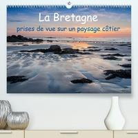 Klaus Hoffmann - La Bretagne - prises de vue sur un paysage côtier (Calendrier supérieur 2020 DIN A2 horizontal) - Photos de la côte bretonne aussi grandiose que variée (Calendrier mensuel, 14 Pages ).