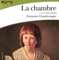 Françoise Chandernagor - La chambre. 5 CD audio