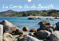 Nadine Capellaro - CALVENDO Places  : La Corse Ile de Beauté (Calendrier mural 2021 DIN A4 horizontal) - Calendrier de photos sur la Corse (Calendrier mensuel, 14 Pages ).