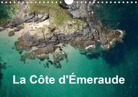 Bourrigaud Frédéric - La Côte d'Émeraude (Calendrier mural 2020 DIN A4 horizontal) - Photo aérienne de la  Côte d'Émeraude (Calendrier mensuel, 14 Pages ).