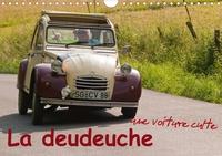 Meike Bölts - CALVENDO Technologie  : La deudeuche une voiture culte (Calendrier mural 2021 DIN A4 horizontal) - La 2CV représente une passion, une légende et un certain «savoir vivre». (Calendrier mensuel, 14 Pages ).