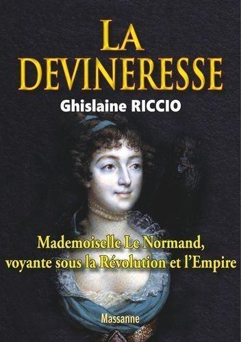 Ghislaine Riccio - La Devineresse.