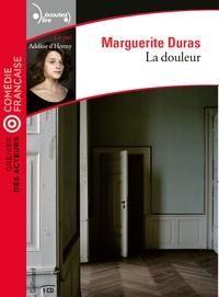 Marguerite Duras - La douleur. 1 CD audio MP3