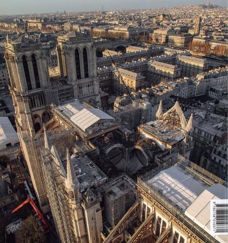 La fabrique de Notre-Dame N° 1, janvier 2021 Journal des donateurs