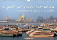 Friederike Take - La gaieté des couleurs de Kerala – Impressions de God´s Own Country (Calendrier mural 2020 DIN A3 horizontal) - Photos de l'Etat situé sur la mer d'Arabie dans le sud de l'Inde (Calendrier mensuel, 14 Pages ).