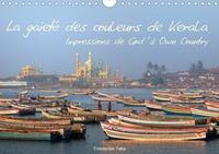 Friederike Take - La gaieté des couleurs de Kerala – Impressions de God´s Own Country - Photos de l'Etat situé sur la mer d'Arabie dans le sud de l'Inde.