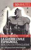 Hadrien Nafilyan - La guerre civile espagnole, berceau du franquisme - Les 1000 jours d'une lutte fratricide.