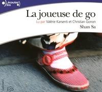 Shan Sa - La joueuse de go. 3 CD audio