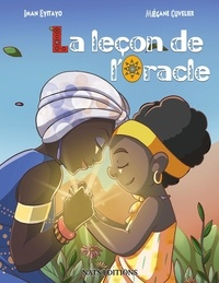 Iman Eyitayo et Mégane Cuvellier - La leçon de l'Oracle.