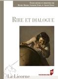 Michel Briand et Sandrine Dubel - La Licorne N° 126/2017 : Rire et dialogue.